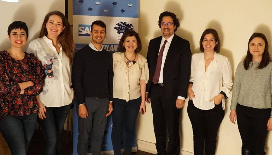 SAP Türkiye ve Ashoka Vakfı'ndan üniversiteli gençler için sosyal girişimcilik yol haritası