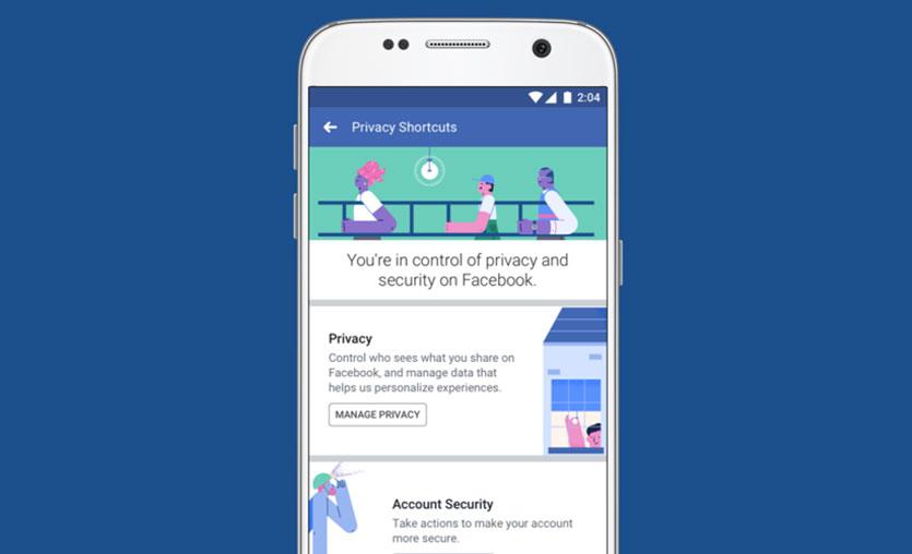 Facebook gizlilik önlemlerini açıkladı