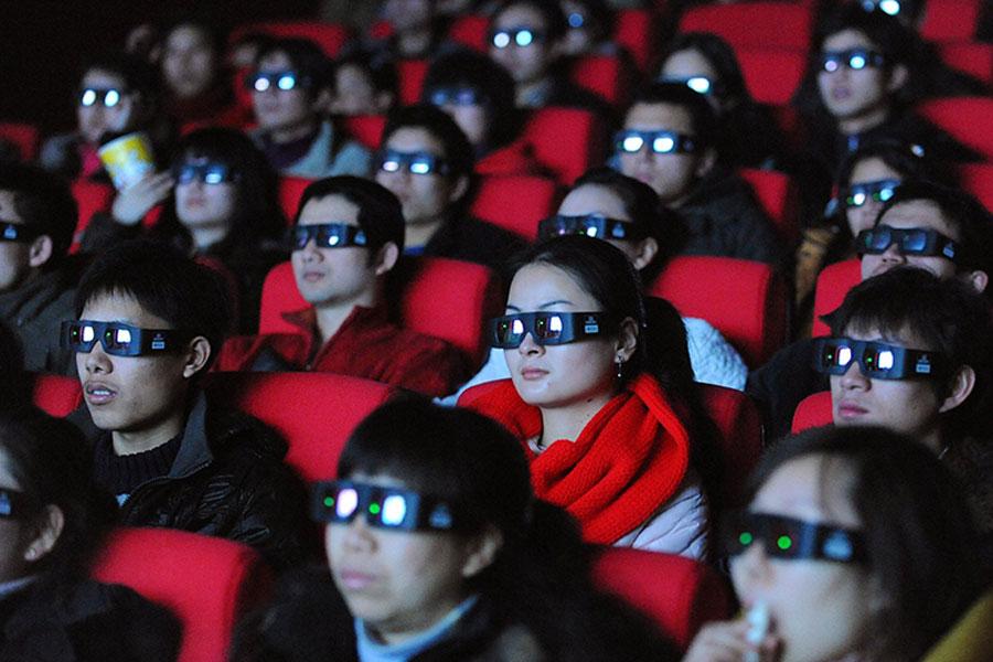 Film yapımcısı olarak Çinli internet devleri