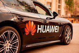 Huawei, akıllı telefonla çalışan otomobili tanıttı