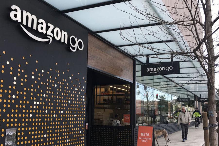 Amazon Go perakende sektörünü alt üst edecek