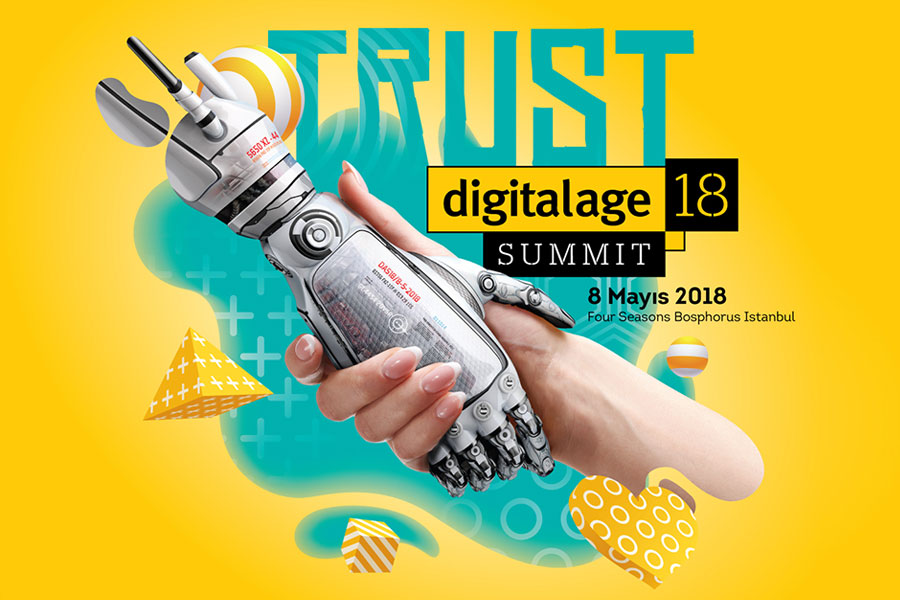 Digital Age Summit'18 başlıyor!