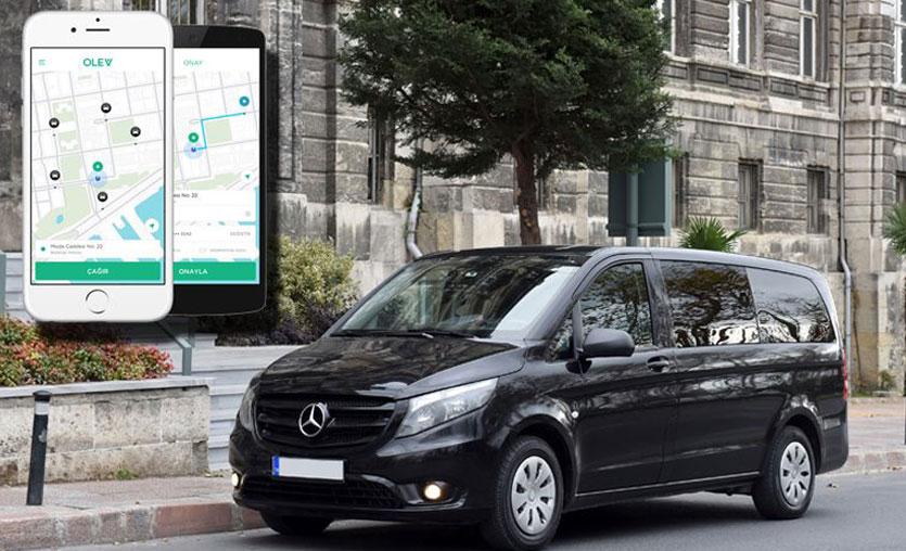 Özel Araç Çağırma Uygulaması OLEV'e yeni yatırım