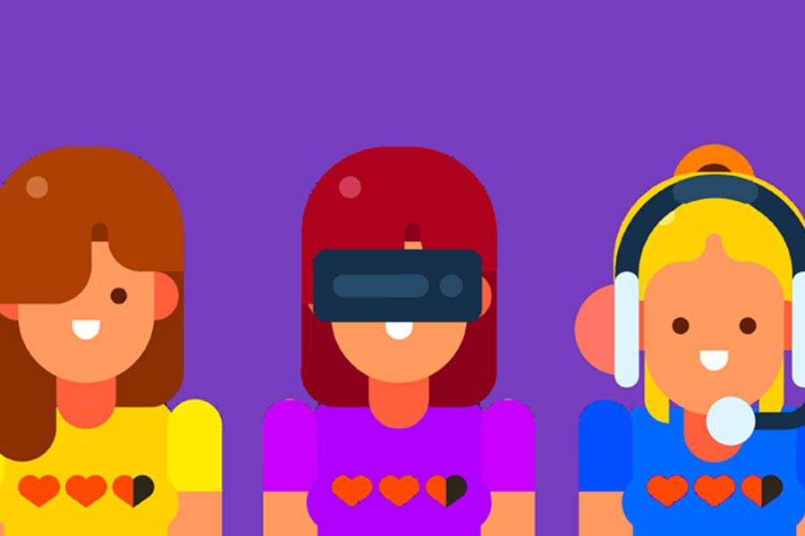 Oyun dünyasında kadın olmak!