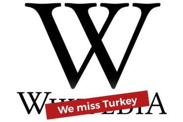wikipedia turkiyeyi ozluyoruz