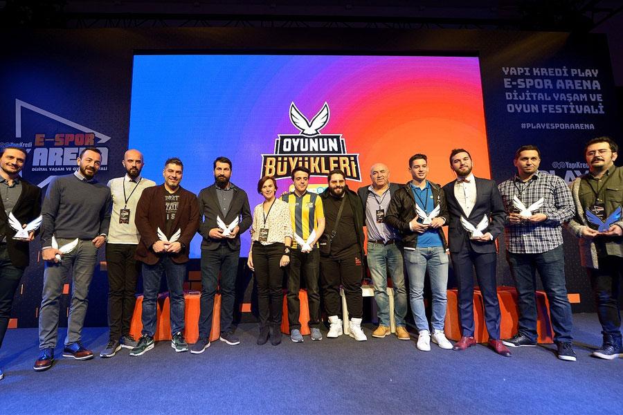 Yapı Kredi eSpor ödülleri sahiplerini buldu