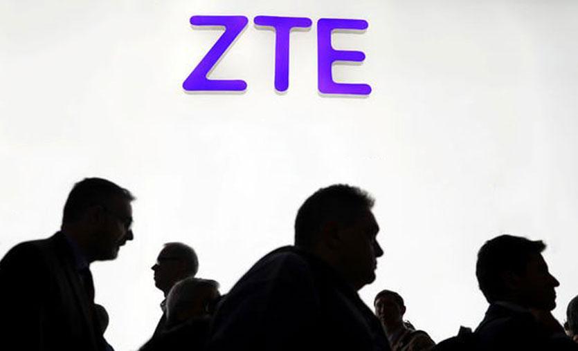 ABD'li firmalara ZTE yasağı