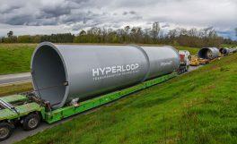Avrupa'nın ilk Hyperloop projesi duyuruldu