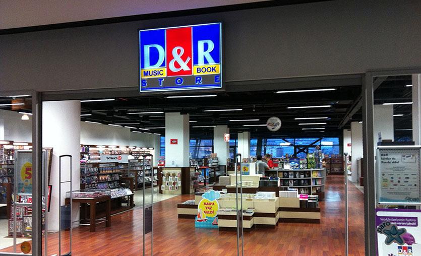 Doğan, D&R'ı Sabah Grubu'na sattı