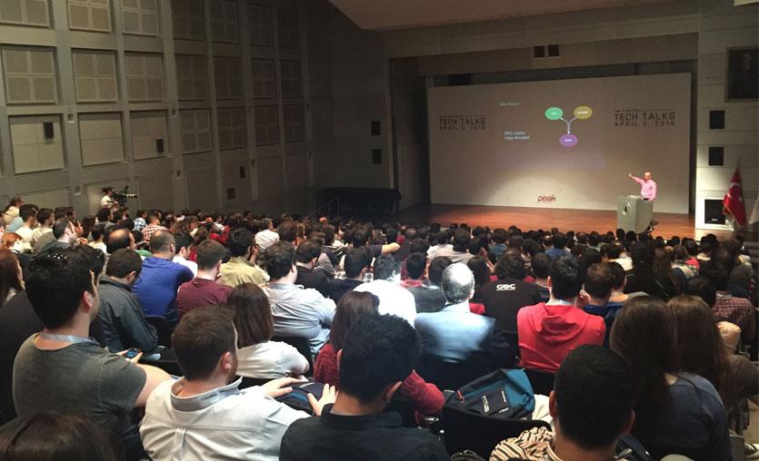Geliştiriciler Istanbul Tech Talks'ta buluşuyor