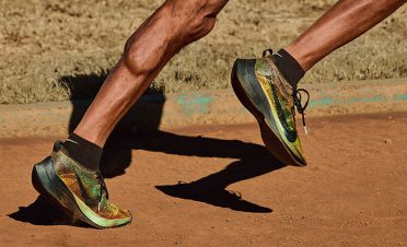 Nike'tan 3D baskılı ayakkabı