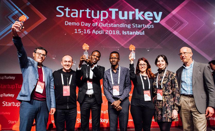Startup Turkey Challenge 2018 kazananları belli oldu