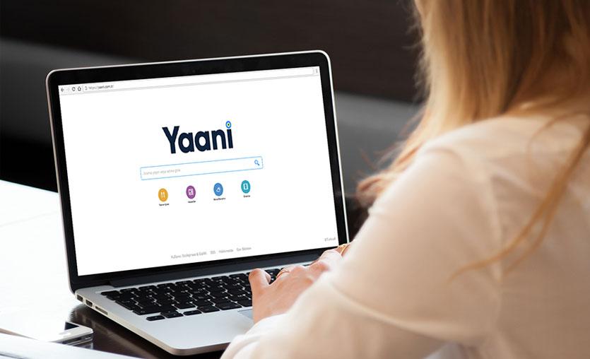 Yaani.com.tr artık web'de