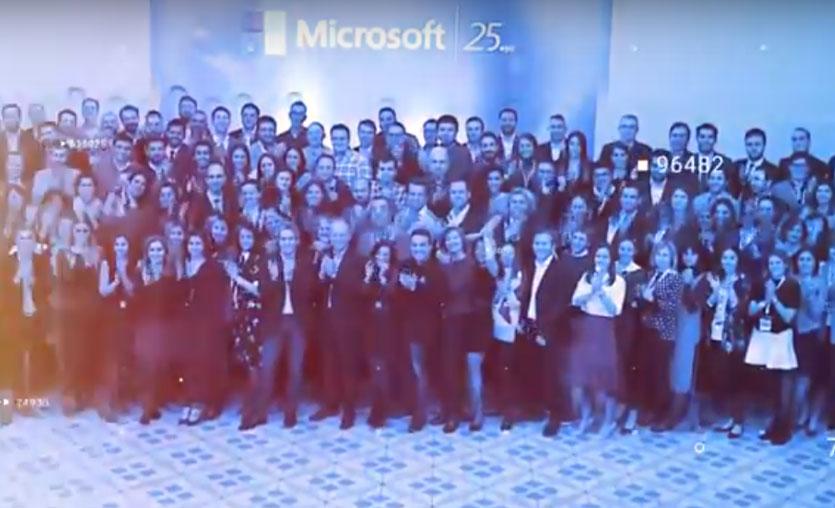 Microsoft Türkiye'den 25. yıl özel filmi