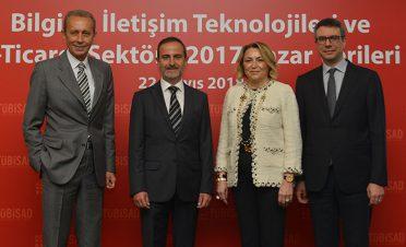 Türkiye Bilgi ve İletişim Teknolojileri sektörü 116,9 milyar TL büyüklüğe ulaştı