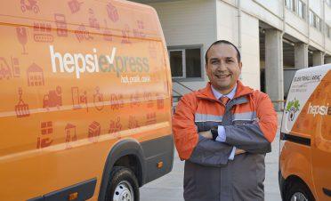 Hepsiexpress ile siparişiniz aynı gün teslim ediliyor