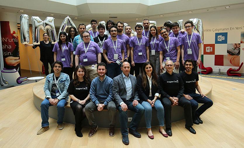 Microsoft Imagine Cup 2018'in Türkiye kazananları belli oldu
