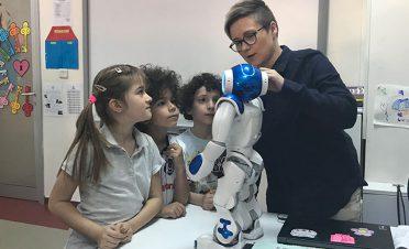 Robot Elias Türkiye'de