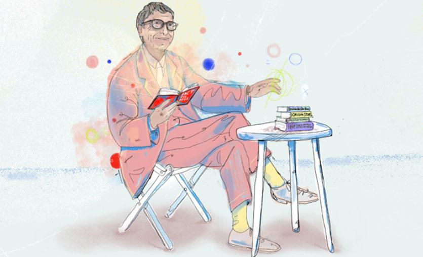 Bill Gates yaz kitap tavsiyesi