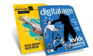 Digital Age Mayıs sayısı çıktı!