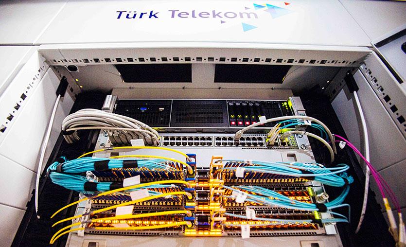 Türk Telekom'dan veri merkezi atağı