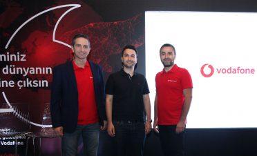 Vodafone'dan yerli scale-up ekosistemine destek: Vodafone Vitrin