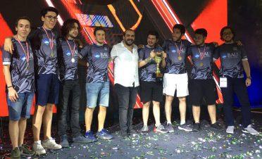 BAU Espor, Türkiye şampiyonu oldu