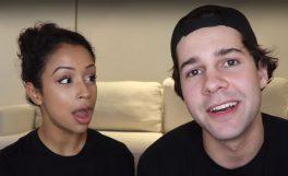 Ayrılmanın YouTube'çası: Liza Koshy ve David Dobrik