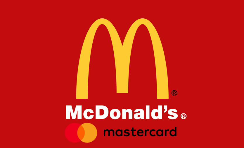 Mastercard ve McDonald's ile hamburgerler bir mesajla geliyor
