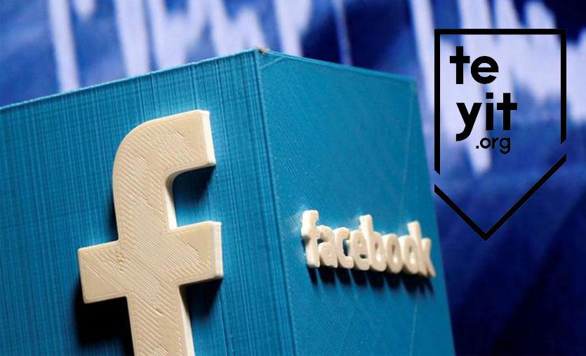 Facebook'un haber doğrulama programına güncelleme