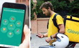Mobil sipariş uygulaması Glovo, İstanbul'da