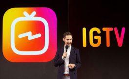 Instagram'dan YouTube'a rakip yeni video uygulaması: IGTV