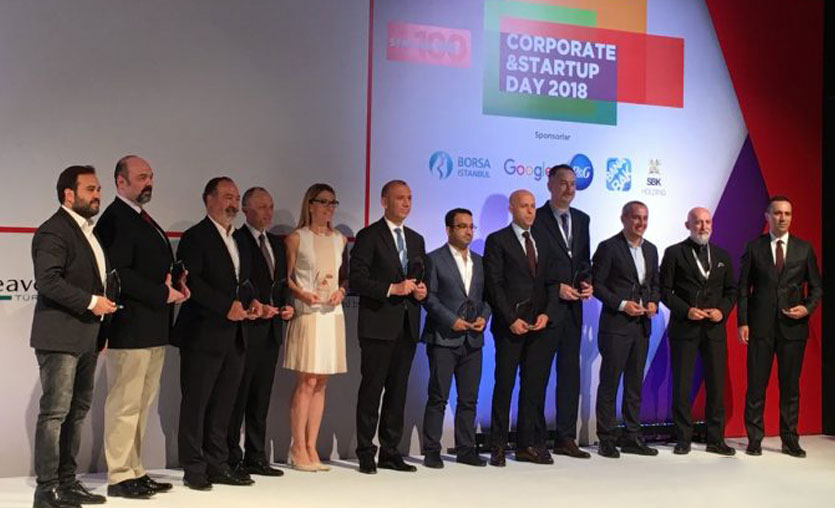 2018'de ödül alan Startup Dostu ilk 10 şirket