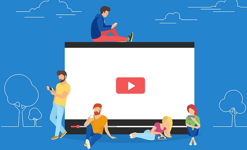Türkiye canlı video izlemede birinci