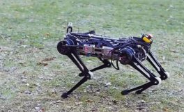 """""""Kör"""" robot Çita 3'ün videosu yayınlandı"""