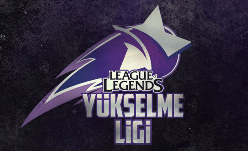 League of Legends Yükselme Ligi başlıyor! League of Legends