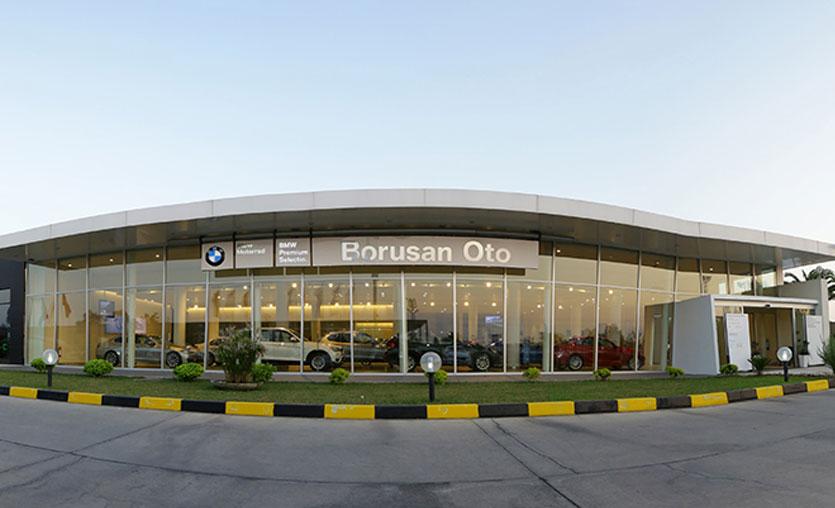 Borusan Otomotiv'e yeni CDO