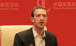 Facebook, Çin'de şirket açtı