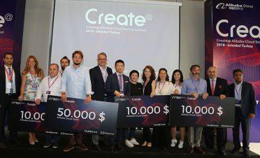 Create@Alibaba Cloud Start-Up Yarışması'nın kazananları belli oldu