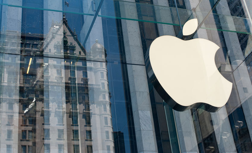 Apple'ın piyasa değeri tarihi rekor kırarak 1 trilyon dolara ulaştı