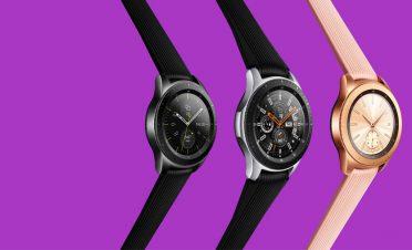 Samsung'tan yepyeni bir akıllı saat: Galaxy Watch
