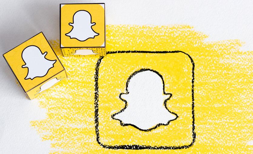Snapchat tarihinde bir ilk yaşandı