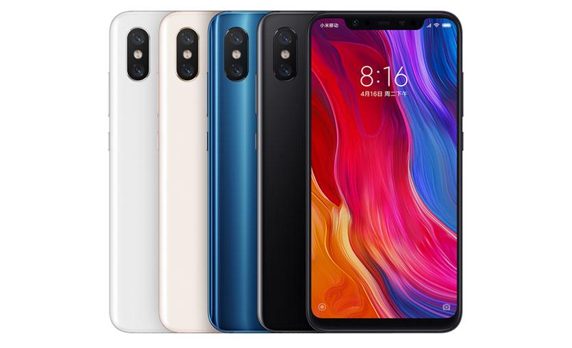 Xiaomi Mi 8 satışa çıktı