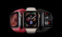 Sağlığı odağına alan Apple Watch Series 4 tanıtıldı, Türkiye fiyatları belli oldu