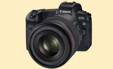 Canon EOS R resmen tanıtıldı