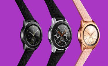Galaxy Watch Türkiye'de satışa çıktı