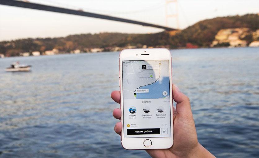 Uber Türkiye'de e-Fatura sistemine geçti