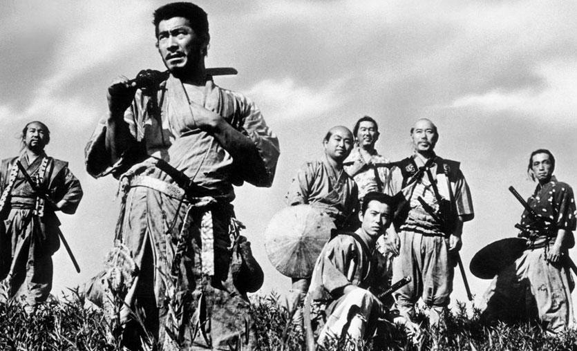 Image result for seven samurai akira kurosawa