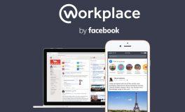Facebook Workplace'e yeni özellikler geldi