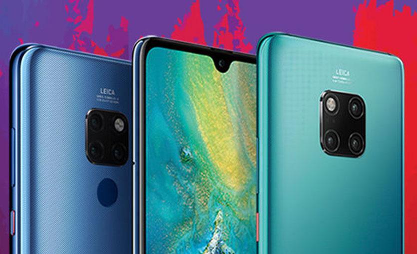 Huawei Mate 20 serisi tanıtıldı
